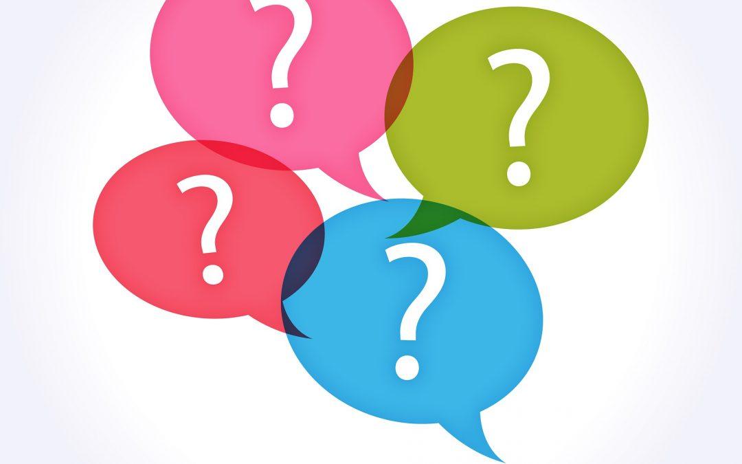 Preguntas más frecuentes en los padres